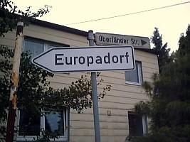 Europadorf in Hochzoll