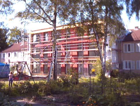 Europadorf-Nördlicher Erweiterungsbau