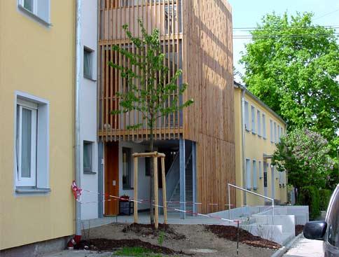 Europadorf-Sanierung