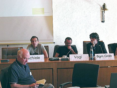 8. Runder Tisch des Kompetenzzentrums MigraNet